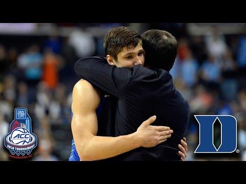 Coach K: Grayson Allen Is A Warrior, Duke Fans Should Love Him