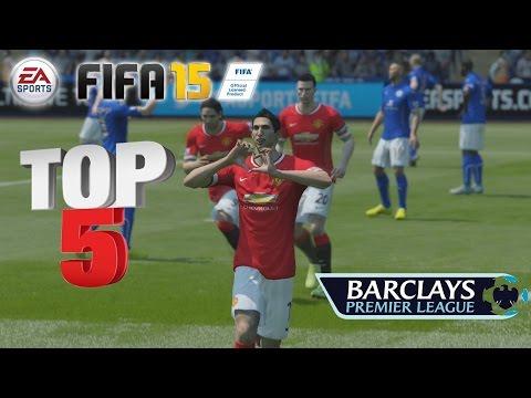 Download Top 5 Best Barclays Premier League Goals | Season 2014-15