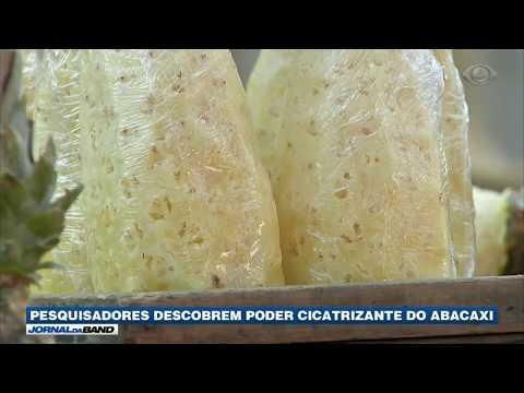 Pesquisadores Descobrem Poder Cicatrizante Do Abacaxi