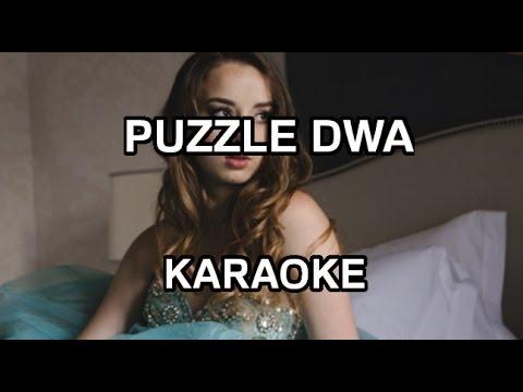 Sylwia Lipka - Puzzle dwa [karaoke/instrumental] - Polinstrumentalista