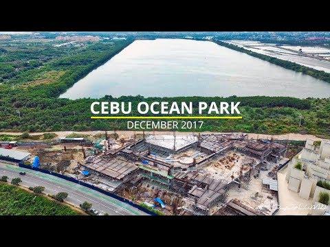 Cebu Ocean Park December 2017 Progress Update 4K
