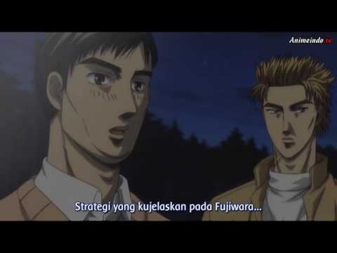 Initial D Fourth Stage Episode 2 Sub Indonesia