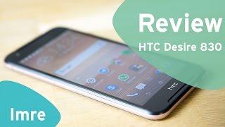 HTC Desire 830 review (Dutch)