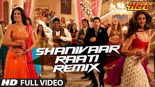 Shanivaar Raati (Remix) Full VIdeo Song | Main Tera Hero | Arijit Singh | Varun  …