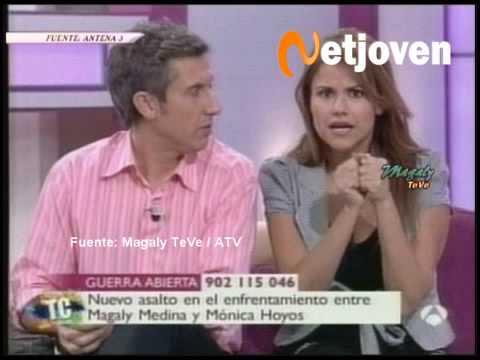 Respuesta de Mónica Hoyos a Magaly Medina en programa Tal Cual