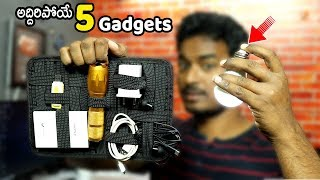 5 Mindblowing Gadgets Under 500 Rupees On Amazon 2019 | YOU MUST BUY
