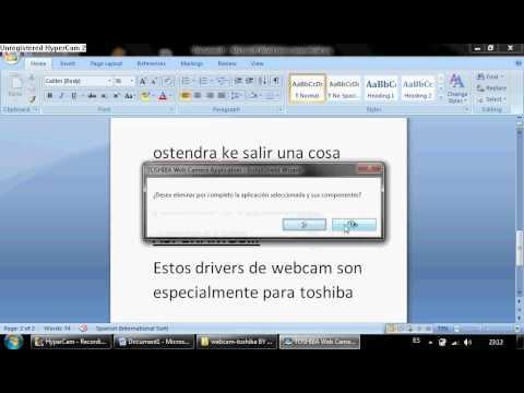 Software veo stingray webcam