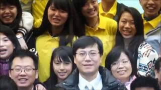 盧寵茂教授、夏威醫生及参舆師生推介「肝康大使培訓計劃」