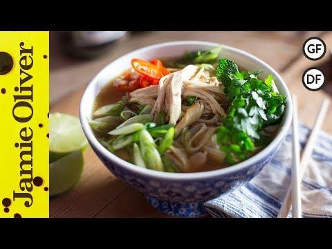 Vietnamese Chicken Noodle Soup | Donal Skehan