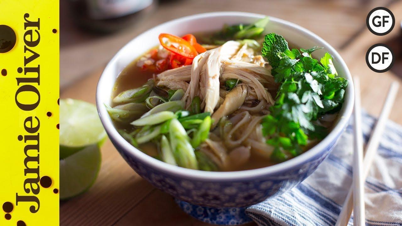 Vietnamese Chicken Noodle Soup Donal Skehan Youtube