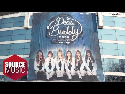 [Special Clips] 여자친구 GFRIEND -  Dear Buddy Behind