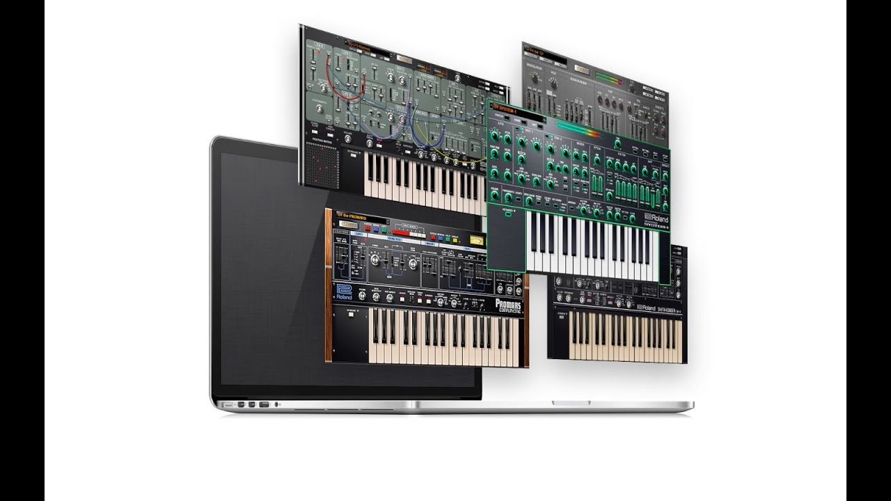 Roland Instruments Bundle 08-2018 VST3-AU MAC OSX - MEDIATORRENTZ