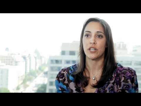Sarah Saucedo on Working for an International Law Firm