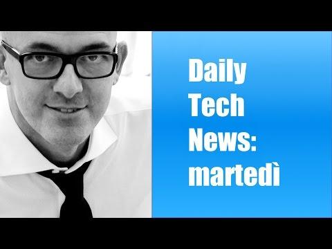 Daily Tech News 5 luglio 2016
