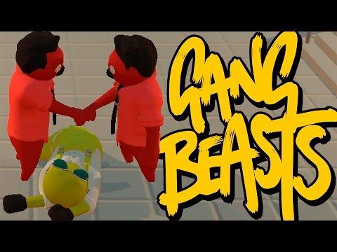 ATAQUE DOS CLONES! | Gang Beasts Online