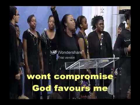 God favoured me Hezekiah Walker