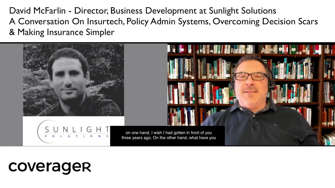 Interview de David, sur les Insurtech & Sunlight