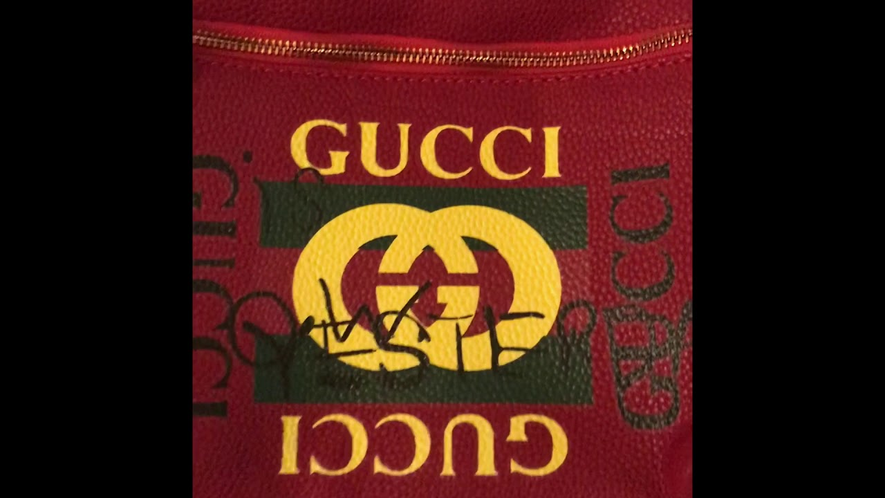 8d3b76ca7c0a DHGATE GUCCI WAIST BAG - YouTube
