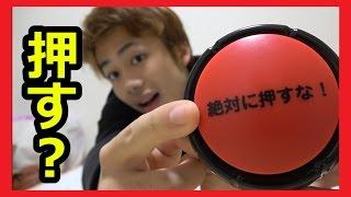 【検証】絶対に押してはいけないボタンがあったら人は押すのか!? thumbnail