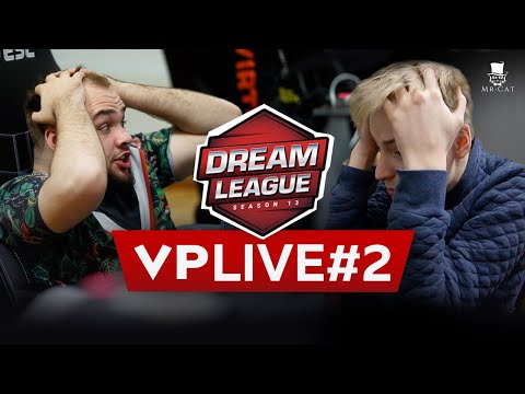 VP Live | Групповая стадия The Leipzig Major