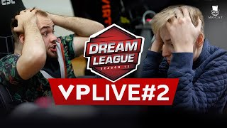 VP Live | The Leipzig Major group stage