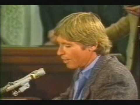 John Denver at PMRC Hearings