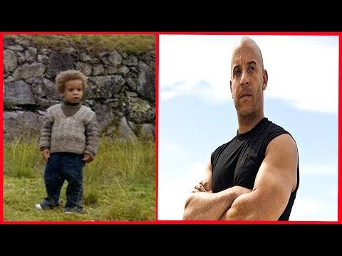 Vin Diesel Biography From 3 to 49 Years Old