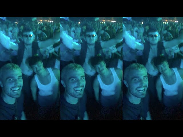 Fred Again.. feat. The Blessed Madonna - Marea (We've Lost Dancing) [Fan Footage]