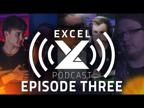 Special Guest Dom Sacco on Gaming Houses in the UK & British Esports | The exceL Podcast | Episode 3