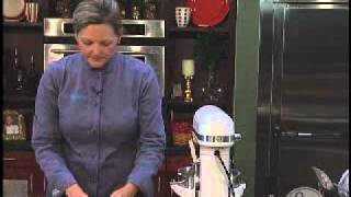 Kroger Creations With Chef Meg Galvin #27 (almond Crescent Cookies For The Holidays)