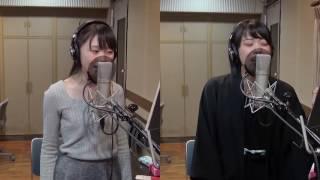 小野田紗栞×岸本ゆめの『初恋サンライズ』ボーカルREC合成
