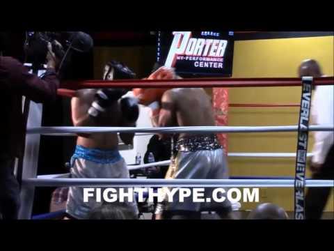 SHAWN PORTER VS. LANARDO TYNER FULL 12-ROUND EXHIBITION MATCH