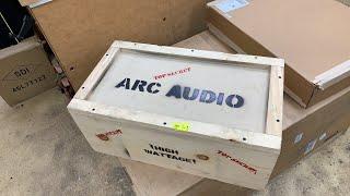 Top Secret Arc Audio box opening! #720