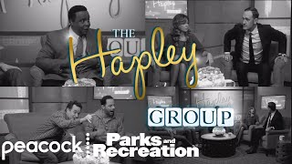 Parks and Recreation Digital Original: The Hapley Group - Parks and Recreation