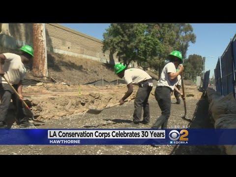 LA Conservation Corps Celebrates 30 Years