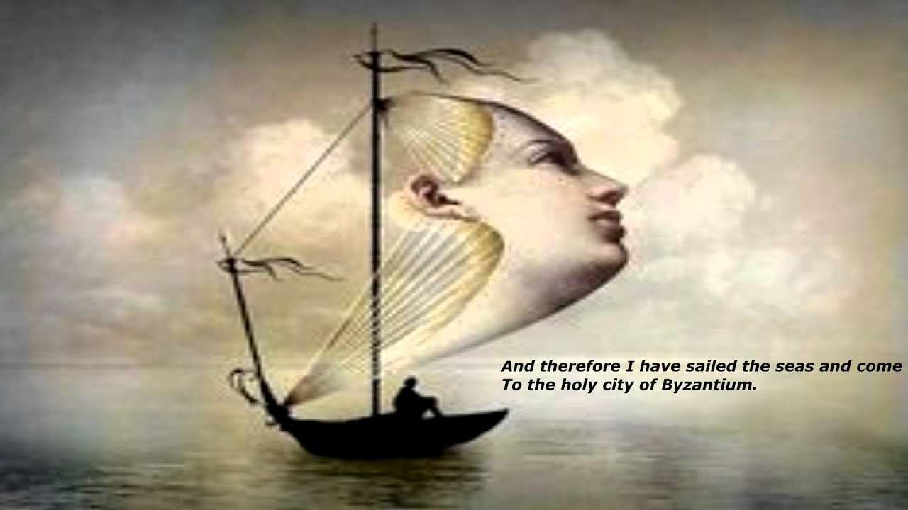 sailing to byzantium by william butler yeats