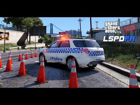 Grand Theft Auto V - LSPDFR LIVE! | VicPol | ELS Ford Territory