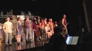 Run Freedom Run - DCHS production of Urinetown