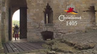 DroneProd - Château de Castelnaud - Teaser Arbalétrier