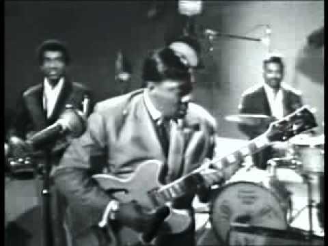 BB King on Ralph Gleason's Jazz Casual 1968   Part 1