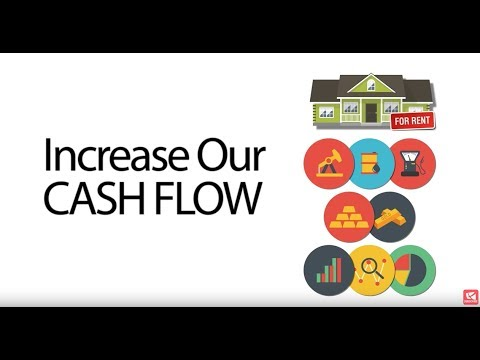 HOW I INCREASE MY CASHFLOW -THIS IS HOW I GET RICH, ROBERT KIYOSAKI