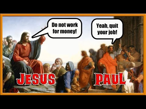 Paul vs Jesus' Teachings - Are They Really at Odds?