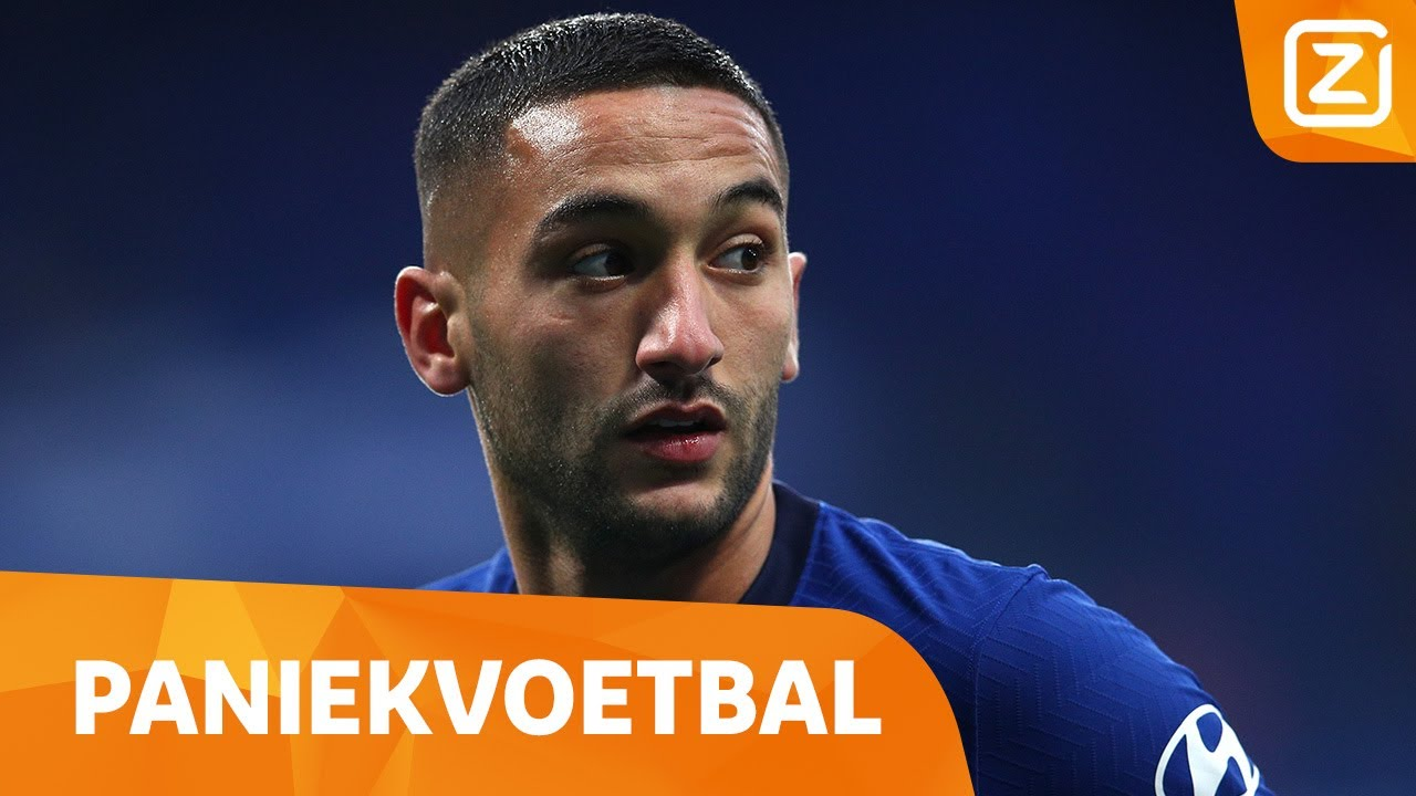 Moeten we ons zorgen maken over Ziyech? 🤔 | Paniekvoetbal