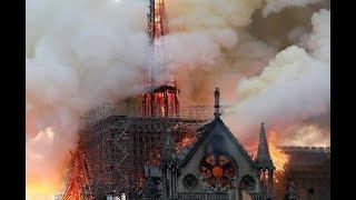 """Tin Đc Ko -  Cháy Nhà thờ Đức Bà Paris: Linh mục Pháp được ca ngợi """"người hùng"""" là ai?"""