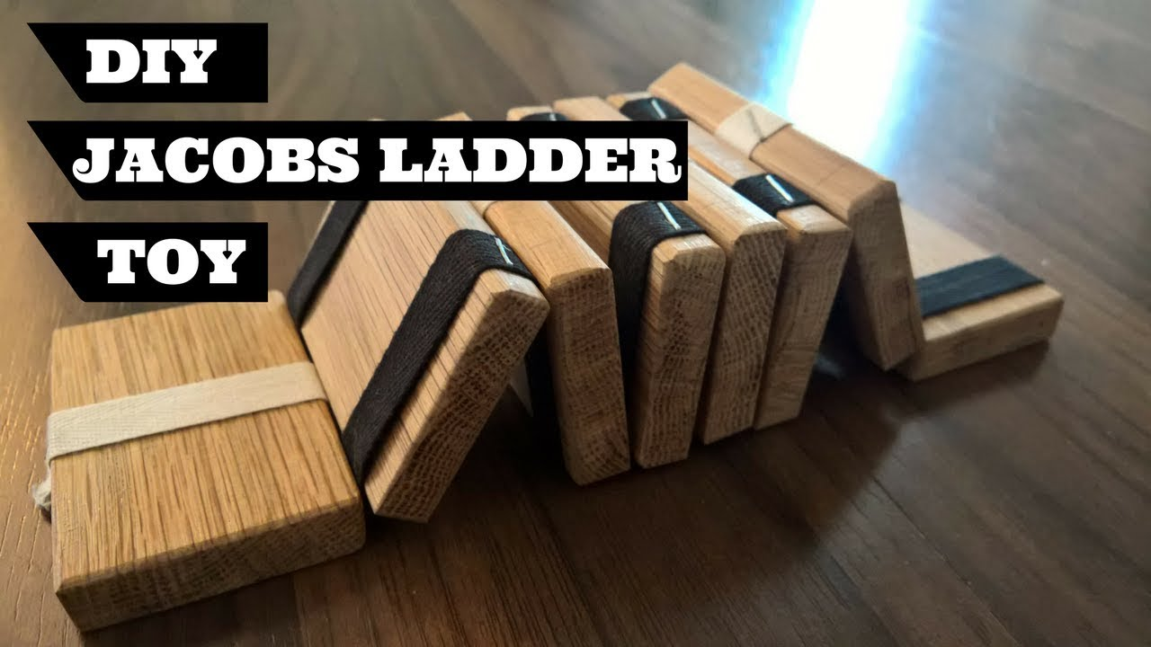 how to make a jacobs ladder toy