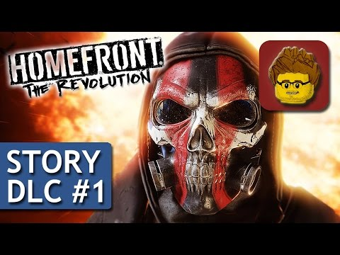 Homefront: Voice of Freedom DLC #1 - PC Walkhrough - Story DLC - Homefront 2 - German Gameplay