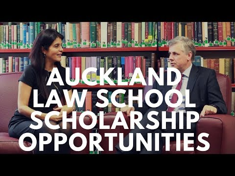Auckland Law School: How to Become a Lawyer Scholarships & J