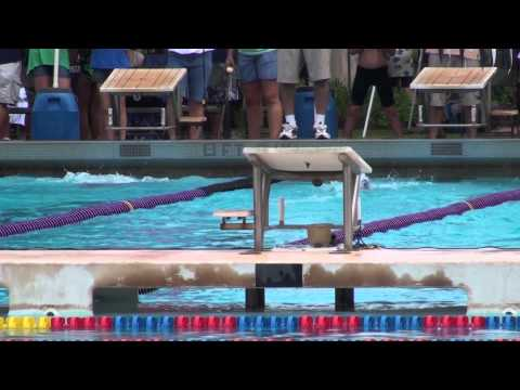 NAOMI NAKAYA - 2-23-2014 -Kamehameha Swim Club - 50 Yard Butterfly