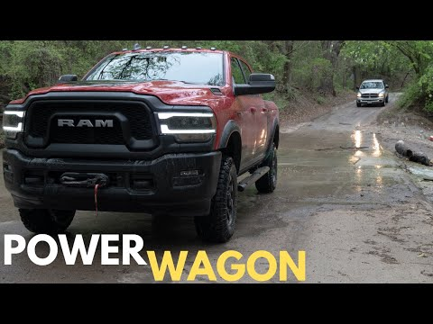 The 2019 Ram Power Wagon is the BADDEST RAM ON SALE!