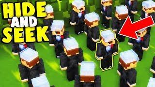 DER REWINSIDE TROLL | Minecraft Hide and Seek Trolling